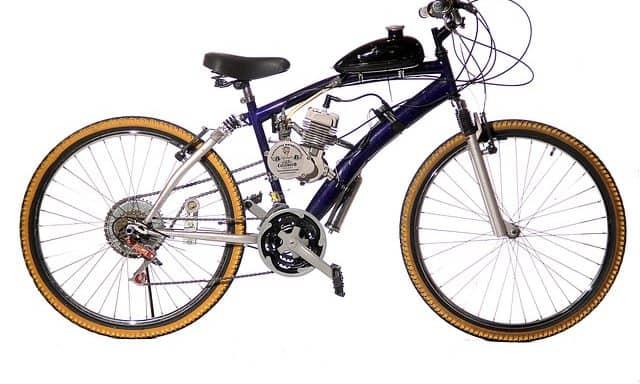 חוק אופניים חשמליים